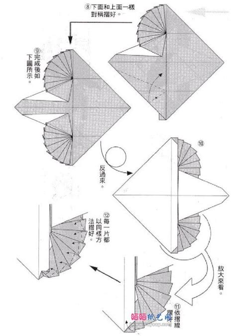 How To Make An Origami Eagle Step By Step - best 20 origami eagle ideas on origami