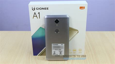 gionee  unboxing quick review gaming battery