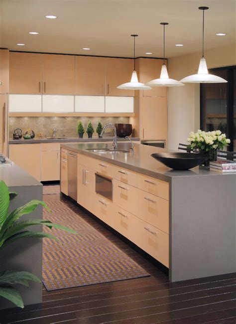 modern interior kitchen design modern kitchen decors interior design ideas