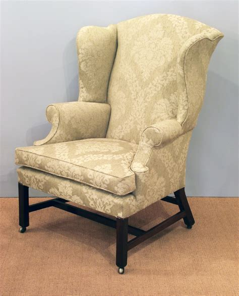 Wing Armchair by Antique Wing Arm Chair Georgian Wing Chair 18th Century Wing Chair Antique Armchair Uk