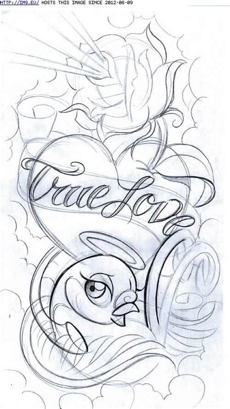 tattoo sketch paper fantastic love tattoo sketch on paper tattooshunter com
