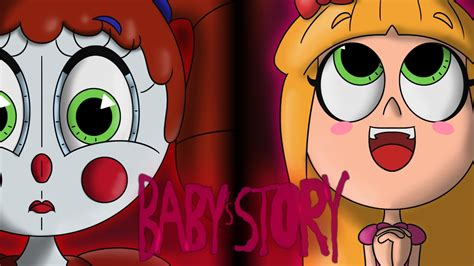 how to make fan made videos circus baby s story fnaf sister location fan made