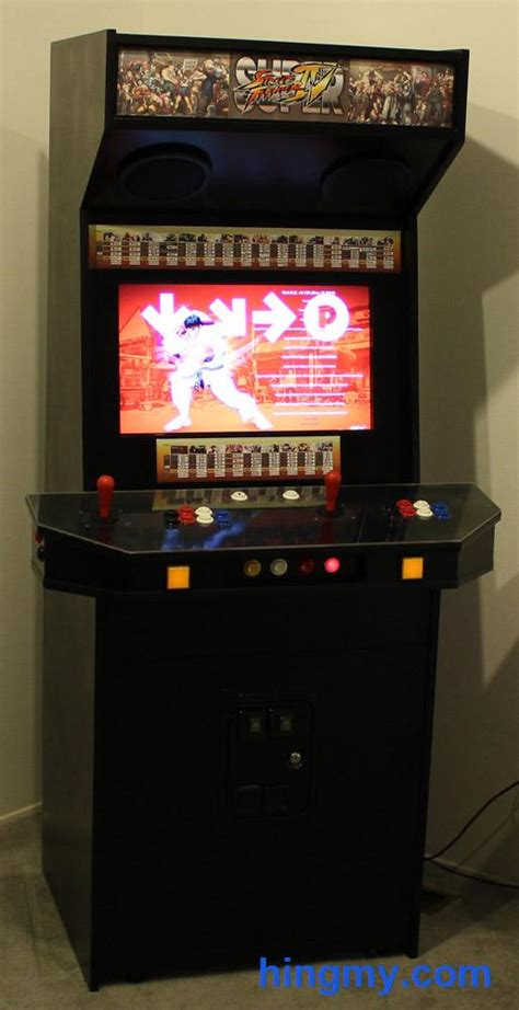 Thin Arcade Cabinet by Arcade Cabinet Computer