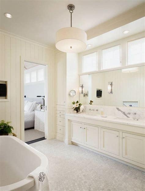 white marble bathroom transitional bathroom carole master floor tile carrara marble bathroom off white