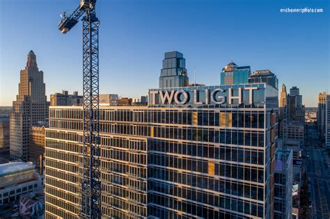two light kansas city kansas city two light tower construction nearly complete
