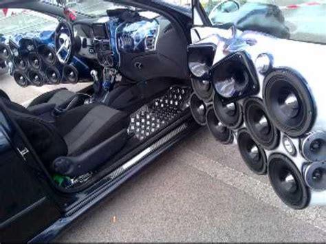 Bass Auto by The Snake Car Fiat Bravo Ground Zero Tremendous Bass