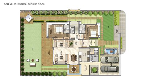 villa ground layout lodha golflinks location price reviews mumbai