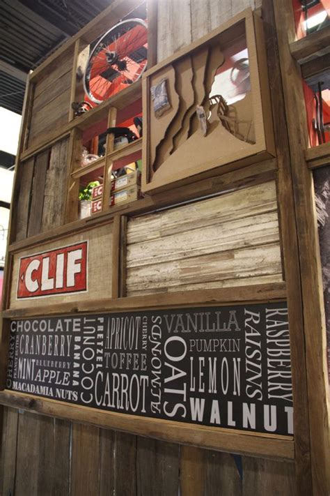 Clif Bar Shelf by 12 Best Images About Booth Setup Ideas On Clif