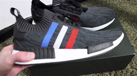 Free Tshirt Adidas Nmd Tri Colour adidas nmd primeknit pk quot tri color quot pack black review and on