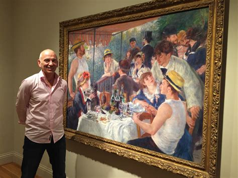 Barnes Foundation Phil Grabsky S Front Row Seat To Renoir Art Collection