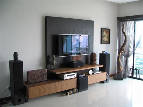 living room tv ideas how to decorate around your flat screen television