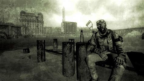 Fallout 3 The End fallout 3 ending slides the fallout wiki fallout new