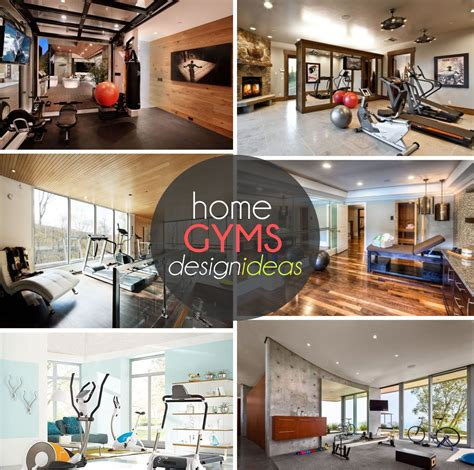design on interior fitness design and