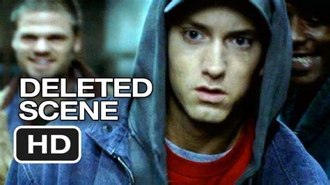 film u kojem glumi eminem 8 mile alternate take parking lot rap battle 2002