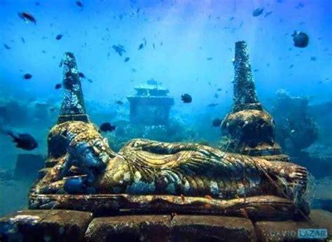 Bali, Indonesia ? Underwater Temple Garden ? UTAOT