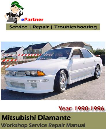 service repair manual free download 1996 mitsubishi diamante electronic toll collection mitsubishi diamante service repair manual 1990 1996 automotive service repair manual