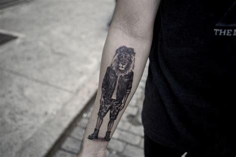 minimalist tattoo artists nyc anatole from bang bang tattoo studio creates beautiful