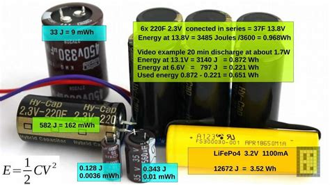 capacitor charge in joules capacitor calculate joules 28 images transformerless joule thief circuitsdragonsnest