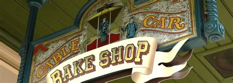 cable car bake shop menu dlp guide disneyland paris