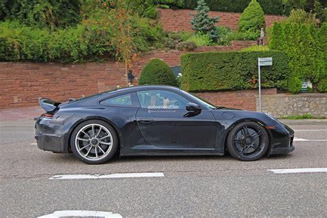 2020 Porsche 911 Gt3 by 2020 Porsche 911 Gt3 Shows Up In Traffic Naturally