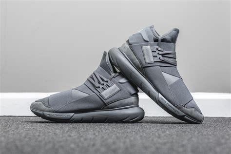 Sepatu Adidas Y3 Qasa High Black adidas y3 qasa high los granados apartment co uk
