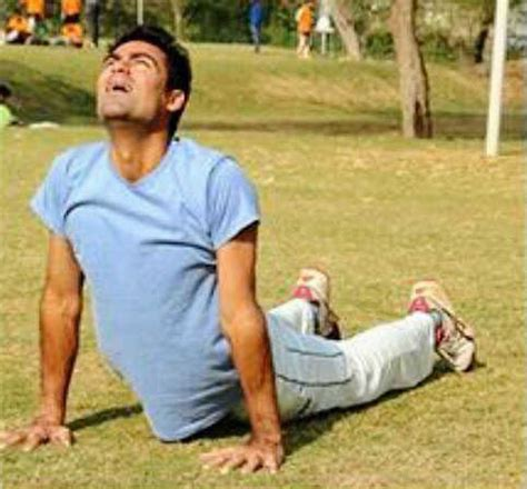 surya namaskar after c section mohammad kaif trolled for doing surya namskar answers
