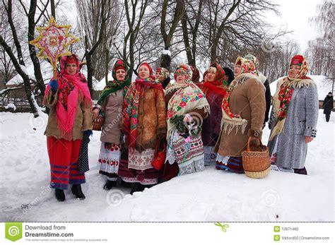 images of christmas in ukraine ukrainian christmas editorial image image 12671460