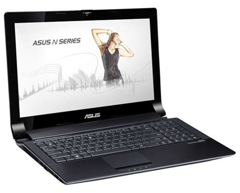 Keyboard Laptop Asus 11 Inch asus n53jf xe1 hd 15 6 inch laptop launched notebookcheck net news