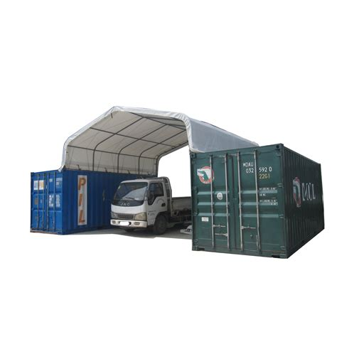 china ft shipping container garage roof storage tent