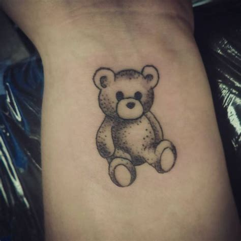 small teddy bear tattoos 50 amazing tattoos designs and ideas 2018 page 5