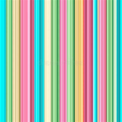 Multicolor Striped Background Abstract Lines Design