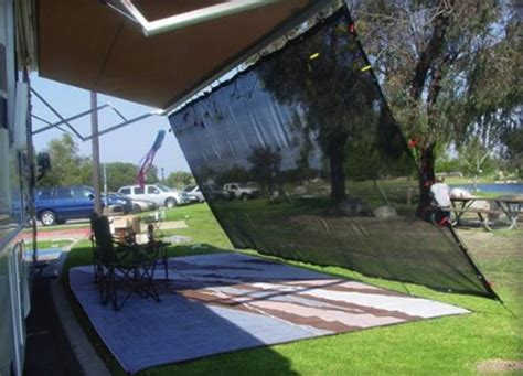 rv awning sun shade how to stay cool while boondocking in the summer these 7