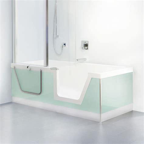 Duscholux Badewanne badewanne mit tur duscholux die neueste innovation der