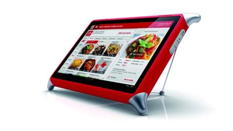 tablette cuisine cook qooq touchpad fubiz media