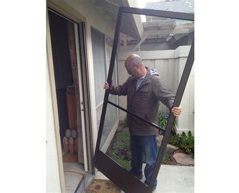 screen door installation company san jose area