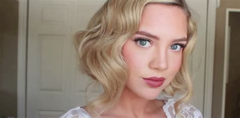 great gatsby faux bob 1920s inspired hair youtube great gatsby faux bob great gatsby faux bob 1920s