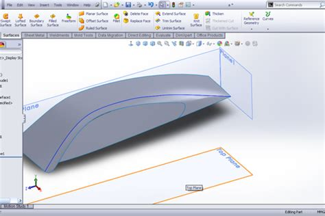 tutorial solidworks floxpress tutorial using selection manager for open group in