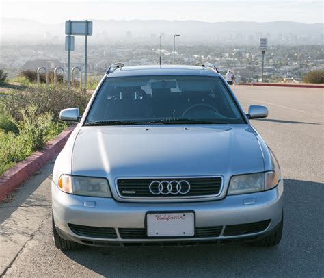 Audi A4 Station Wagon For Sale by 1999 Audi A4 1 8t Station Wagon In So California