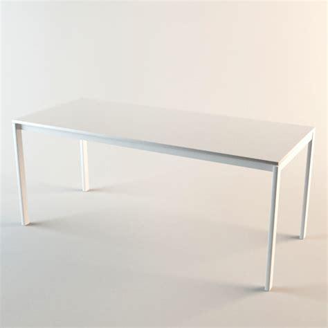 Melltorp Desk by 3d Table