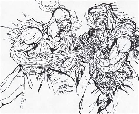 mortal kombat x coloring pages scorpion from mortal kombat coloring pages coloring pages coloring scorpion and