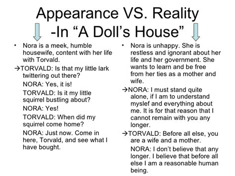 themes of dolls house a doll s house themes