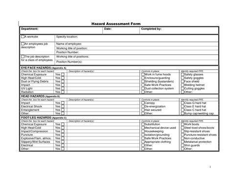 delighted system risk assessment template pictures