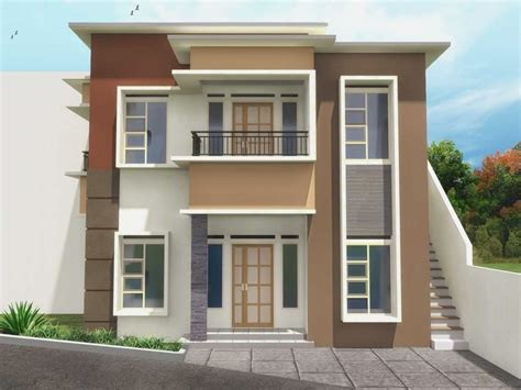 floor house simple house design with second floor more picture simple
