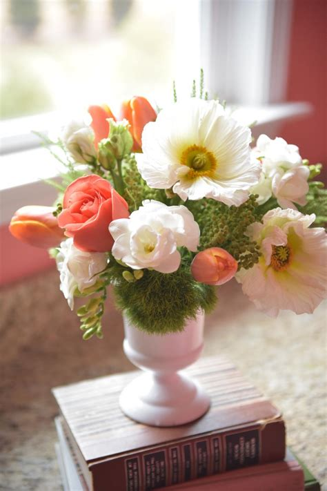 easy centerpiece ideas hgtv