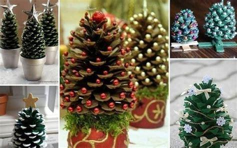 adornos de navidad con pi 241 as ideas diy guirnaldas con