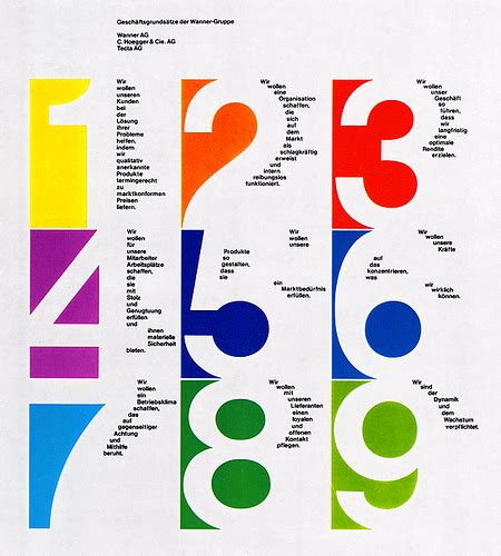 magazine layout numbers swiss graphic design 64 all i know about this one is