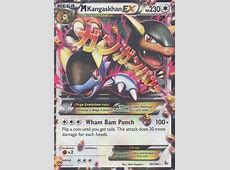 M Kangaskhan EX 79/106 - Pokemon XY Flashfire ULTRA RARE ... Rarest Coin In The World