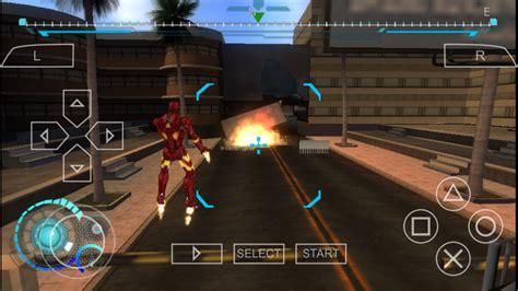 theme psp iron man iron man 2 psp iso free download ppsspp setting free