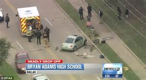 Driving School Bryan Tragedy As Gifted Student 16 Hit And Killed Outside High