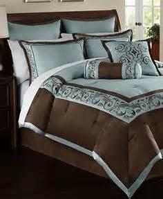 Aqua And Brown Bedding Sets » Home Design 2017